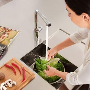 شیر آشپزخانه شلنگدار گروهه مدل اسنس کد 30270000