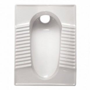 توالت زمیی مروارید مدل فیروزه گود