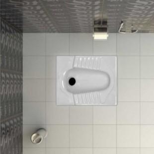 توالت زمینی گلسار مدل آکوا