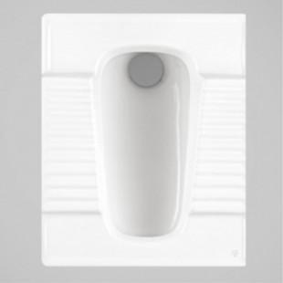 توالت زمینی چینی کرد مدل لاندیس
