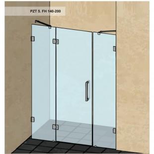 پارتیشن زمینی پرشین استاندارد مدل PZ5.FH