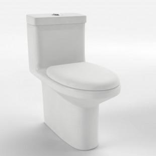 توالت فرنگی نوین سرام مدل لوسیا
