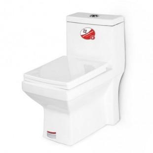 توالت فرنگی بومرنگ مدل MJ1303