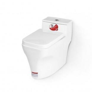 توالت فرنگی بومرنگ مدل MJ CENTY