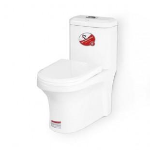 توالت فرنگی بومرنگ مدل 1040