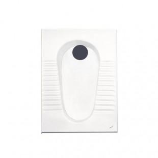 توالت زمینی تخت آرمیتاژ مدل نسترن
