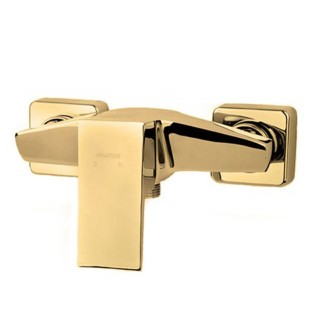 شیر توالت راسان مدل النا طلایی
