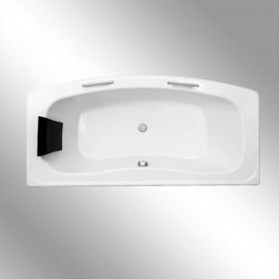 وان حمام توکار سنی پلاستیک مدل دلسا