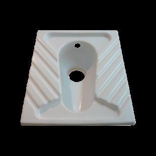 توالت زمینی سنی پلاستیک مدل سیروان