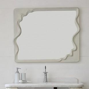 آینه دکوری چوبی مدل M-21