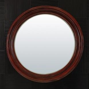 آینه دکوری چوبی مدل H-01S