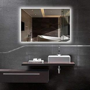 آینه نوری طرح مستطیل با نور سایه ای