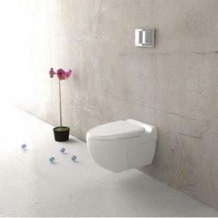 توالت وال هنگ گلسار مدل پلاتوس