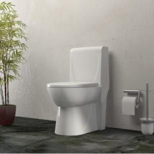 توالت فرنگی گلسار مدل اورلاند