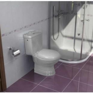 توالت فرنگی گلسار مدل یاس
