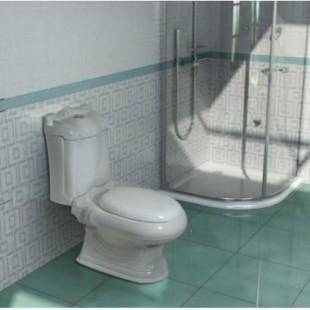توالت فرنگی گلسار مدل کوئین