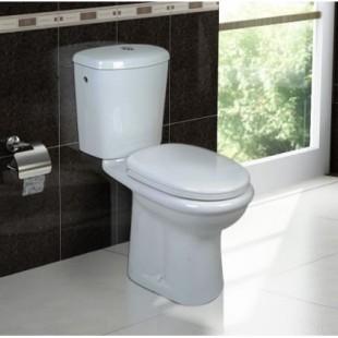 توالت فرنگی گلسار مدل گل آرا