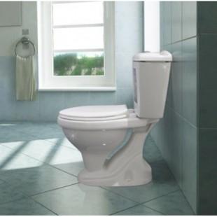 توالت فرنگی گلسار مدل نیلوفر