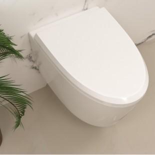 توالت فرنگی دیواری پرشیا سرامیک مدل لاو