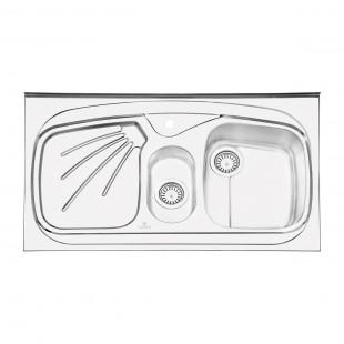 سینک فانتزی روکار پرنیان استیل مدل  PS 1106