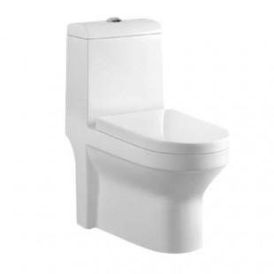 توالت فرنگی بیده دار لوتوس مدل LT-908B