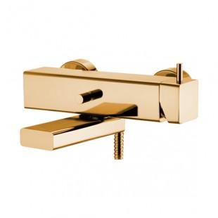 شیر حمام بدون شاور جاستایم مدل مارک کد 94-6909 طلا