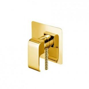 شیر توالت توکار جاستیم مدل دراگن تیپ 1 طلایی