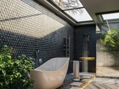انواع سبک دکوراسیون طراحی حمام