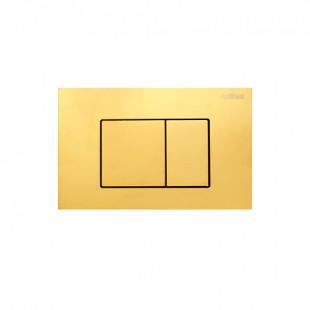 صفحه کلید فلاش تانک توکار جاستایم کد 6373-K1 طلایی