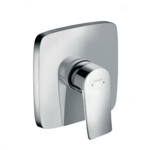 شیر توالت توکار هانس گروهه مدل Metris New
