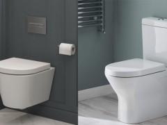 تفاوت توالت فرنگی و وال هنگ در چیست؟