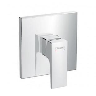 شیر توالت توکار هانس گروهه مدل Metropol با دسته پر