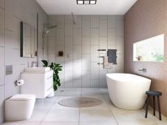 چطور یک سرویس بهداشتی شیک و زیبا و راحت طراحی کنیم