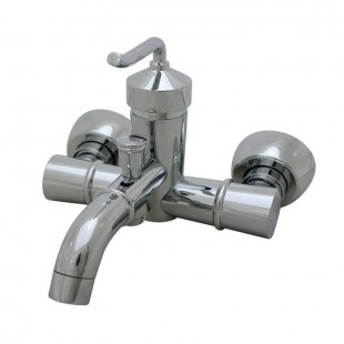 شیر دوش(حمام) کرومات مدل فلاور