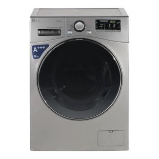 ماشین لباسشویی جی پلاس 8 کیلویی مدل L8645T