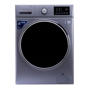 ماشین لباسشویی 8 کیلویی جیپلاس مدل K8220T