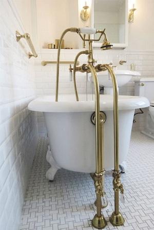 طراحی حمامهای مدرن