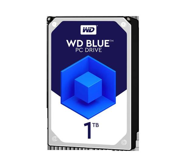 هارددیسک اینترنال وسترن آبی مدل BLUE WD3 ظرفیت 3 ترابایت