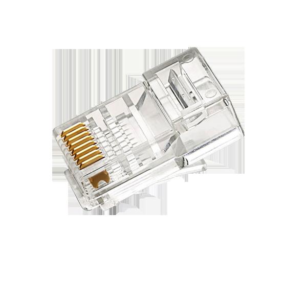 سوکت شبکه Cat6 UTP برند NEXANS بسته 100