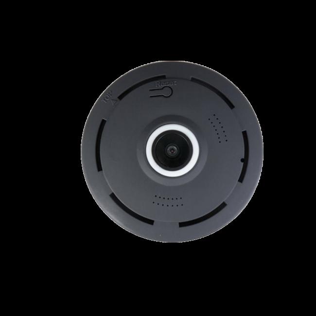 دوربین پاناروما سقفی  مدل V380-2mp وای فای رم خور