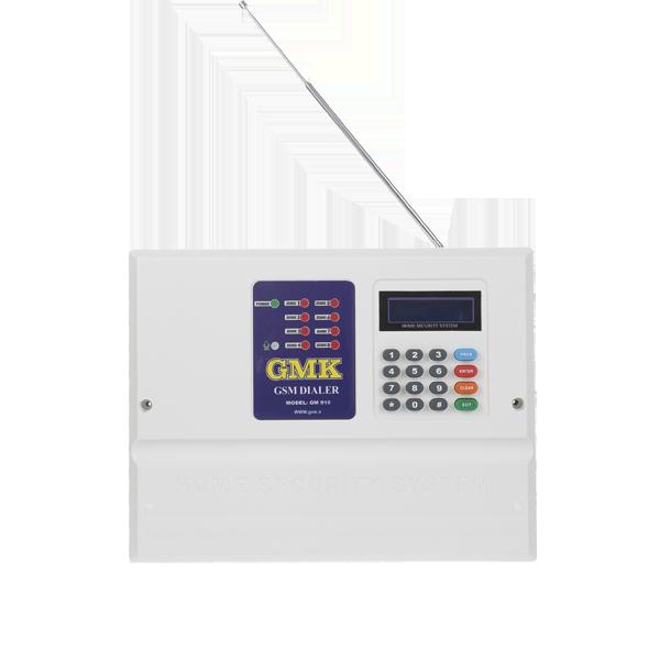 دزدگیر GMK مدل 910(سیم کارتی و خط شهری)