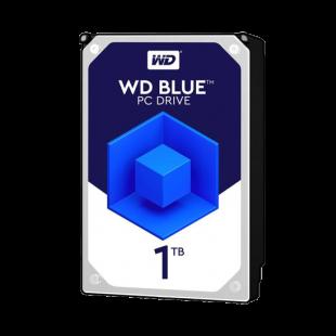 هارددیسک اینترنال وسترن آبی مدل BLUE WD2 ظرفیت 2 ترابایت