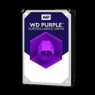 هارددیسک اینترنال وسترن دیجیتال مدل Purple WD6 ظرفیت 6 ترابایت
