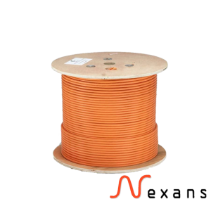 کابل شبکه  Cat6 UTP با تست حلقه 305 متری(قیمت متری:4200 تومان)