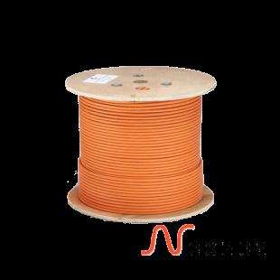 کابل شبکه  Cat6 SFTP با تست حلقه 500 متری(قیمت متری:7500 تومان)