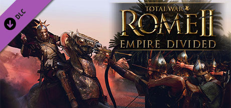 Total war Rome II Empire divided edition