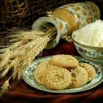 کلوچه سنتی کاشان - یک کیلویی روغن حیوانی
