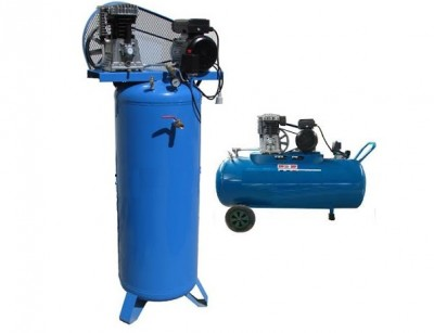 پمپ باد 250 لیتری مفید