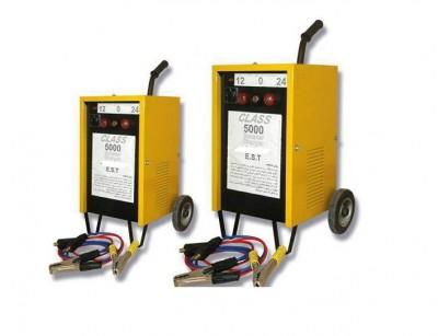 دستگاه استارتر و شارژ ماشین 12 و 24 ولت