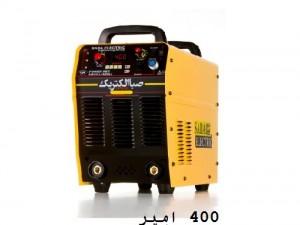 دستگاه جوش صبا الکتریک 400 امپر